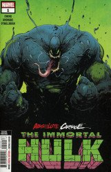 Marvel Comics's Absolute Carnage: The Immortal Hulk Issue # 1 - 2nd print