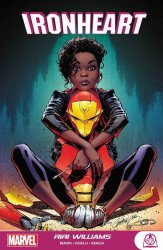 Marvel Comics's Ironheart Soft Cover # 1