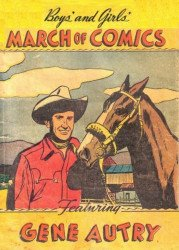 Western Printing Co.'s March of Comics Issue # 39