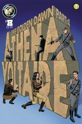 Action Lab Entertainment's Athena Voltaire Issue # 8