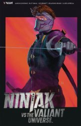 Valiant Entertainment's Ninjak vs The Valiant Universe TPB # 1