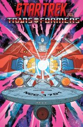 IDW Publishing's Star Trek vs Transformers TPB # 1
