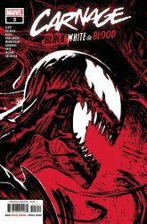 Marvel Comics's Carnage: Black, White & Blood Issue # 3