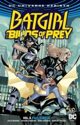 DC Comics's Batgirl and the Birds of Prey TPB # 3
