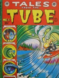 Print Mint's Tales from the Tube Issue # 1-2nd print