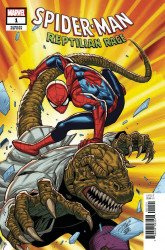 Marvel Comics's Spider-Man: Reptilian Rage Issue # 1b