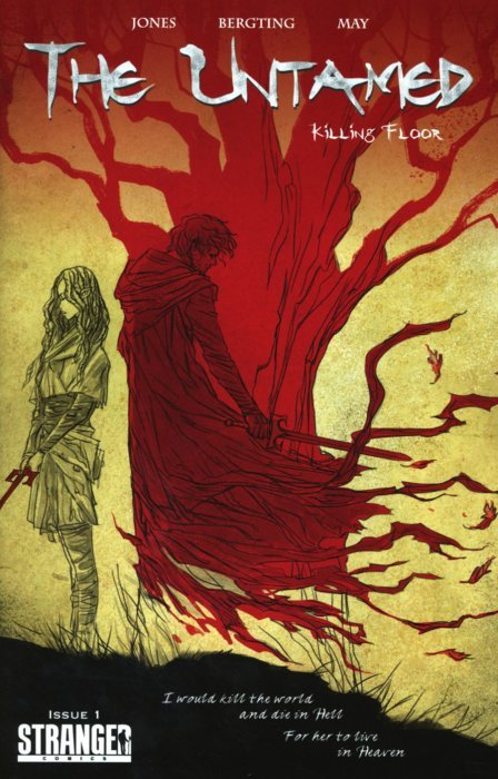 Stranger Comicsu0027s The Untamed: Killing Floor Issue # 1