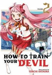 Seven Seas Entertainment's How To Train Your Devil Soft Cover # 2