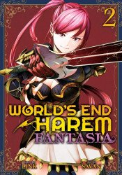 Seven Seas Entertainment's World's End: Harem - Fantasia  Soft Cover # 2