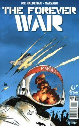 Titan Comics's Forever War Issue # 1