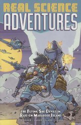 IDW Publishing's Atomic Robo Presents: Real Science Adventures TPB # 2