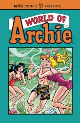 Archie Comics Group's World of Archie TPB # 1