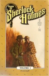 Northstar Publications's Cases of Sherlock Holmes TPB # 1