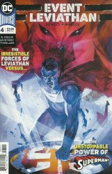 DC Comics's Event Leviathan Issue # 4