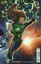 DC Comics's Green Lanterns Issue # 57b