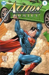DC Comics's Action Comics Issue # 1tcc-a