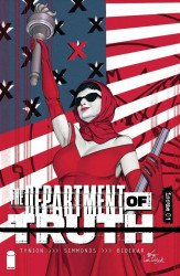 Image Comics's Department of Truth Issue # 1d