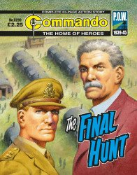D.C. Thomson & Co.'s Commando: For Action and Adventure Issue # 5239