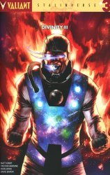 Valiant Entertainment's Divinity III: Stalinverse Issue # 3e