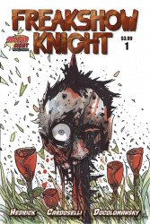 Second Sight Publishing's Freakshow Knight Issue # 1
