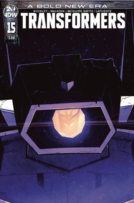 TRANSFORMERS #21 RI IDW Comics 2020 BOLD NEW ERA 21RI MAR200702 CA Murphy