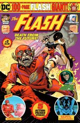 DC Comics's The Flash Giant Giant Size # 2direct edition