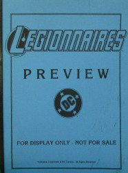 DC Comics's Legionnaires Issue preview
