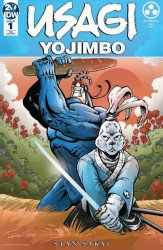 IDW Publishing's Usagi Yojimbo Issue # 1nec