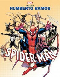 Marvel Comics's Marvel Monograph: The Art of Humberto Ramos - Spider-Man Soft Cover # 1