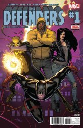 Marvel Comics's Defenders Issue # 1 - 2nd print