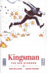 Image Comics's Kingsman: The Red Diamond Issue # 2