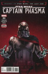 Marvel Comics's Journey to Star Wars: The Last Jedi - Captain Phasma Issue # 4