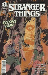 Dark Horse Comics's Stranger Things: Science Camp Issue # 3c