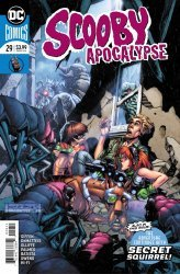DC Comics's Scooby Apocalypse Issue # 29