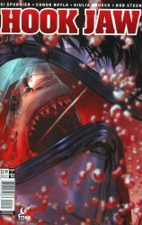 Titan Comics's Hookjaw Issue # 2c