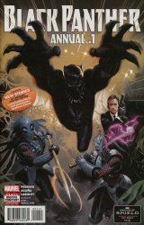 Marvel Comics's Black Panther Annual # 1