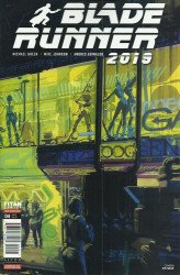 Titan Comics's Blade Runner 2019 Issue # 4b