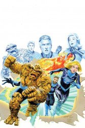 Marvel Comics's Fantastic Four Issue # 1gotham central-b