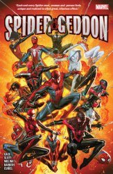 Marvel Comics's Spider-Geddon TPB # 1