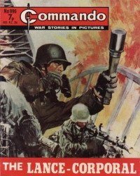 D.C. Thomson & Co.'s Commando: War Stories in Pictures Issue # 996