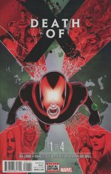 Marvel Comics's Death of X Issue # 1