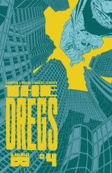Black Mask Studios's The Dregs Issue # 4