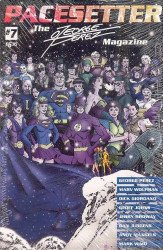 Tony Lorenz Productions's Pacesetter: George Perez Magazine Issue # 7