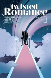Image Comics's Twisted Romance Issue # 3