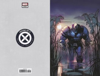 Marvel Comics's House of X Issue # 5e