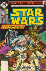 Marvel Comics's Star Wars Issue # 12whitman