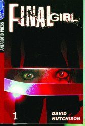 Antarctic Press's Final Girl TPB # 1