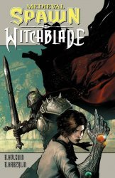 Image Comics's Medieval Spawn / Witchblade TPB # 1