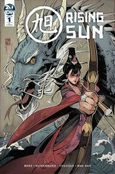 IDW Publishing's Rising Sun Issue # 1ri