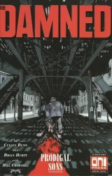 Oni Press's The Damned: Ill-Gotten Issue # 6